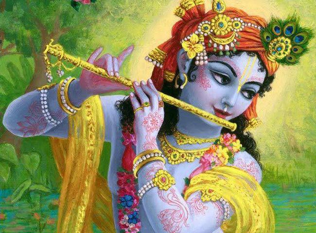Кришна-Джанмаштами - явление Господа Шри Кришны (Джанмаштами)