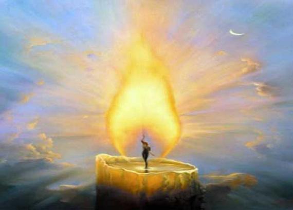 Душа–свеча