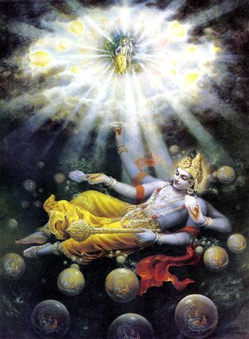 Вайшнавский календарь вселенная