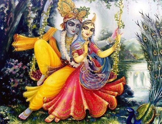 Радха Говинда Джхулан Ятра