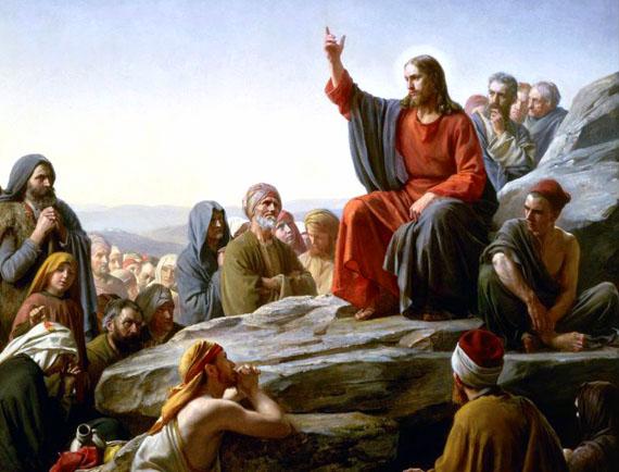 Иисус: тела ваши становятся тем, аюшки? принимать продовольствие ваша, так же в качестве кого направление ваш становится тем, сколько снедать мысли ваши