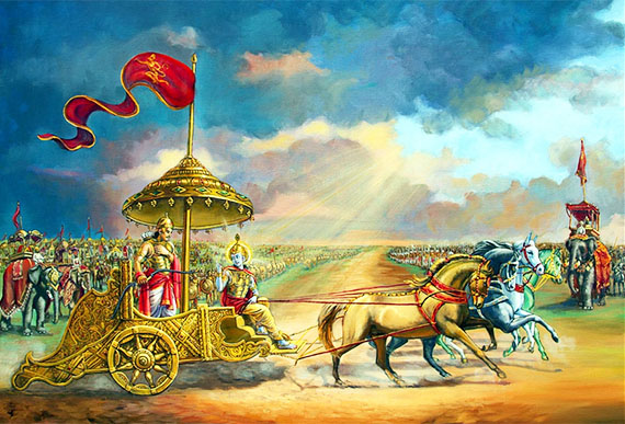 an analysis of the largest epic of the world mahabharata Karna is the most tragic character in the great hindu epic mahabharata real hero of mahabharata, the world's greatest it the largest epic in the world.