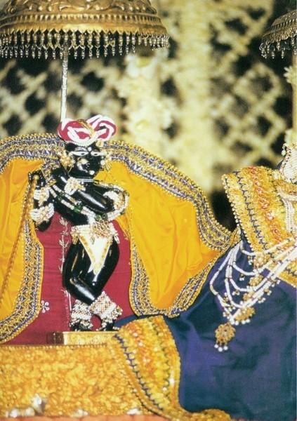 Шри Шри Радха-Раман